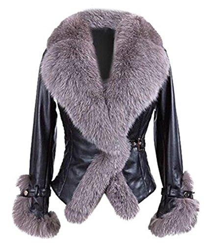 Утепленный кожаный пиджак, на осень