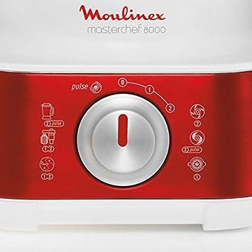 Moulinex XF930301 Couvercle Masterchef 5000