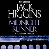 Midnight Runner: Sean Dillon Series, Book 10 | Jack Higgins