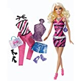 Barbie Doll And Fashions Barbie Gift Set