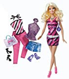 Mattel BBX43 Barbie - Fashionista - Barbie Doll and Fashion