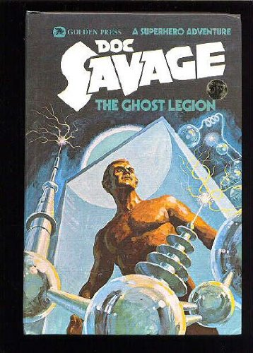 Ghost Legion Doc Savage