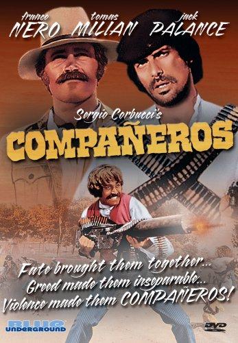 Vamos a matar, companeros / Напарники  (Компаньоны; Взять живым) (1970)