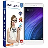 #9: Cellbell Tempered Glass Screen Protector For Xiaomi Redmi 4/4A With Free Installation Kit