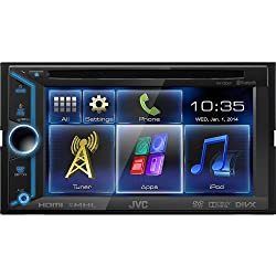 See JVC KWV30BT 6.1-Inch LCD Detachable In-Dash Car Receiver with Bluetooth Details