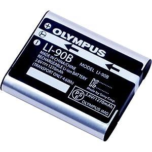 Olympus LI-90bB Lithium Ion Battery (Black)
