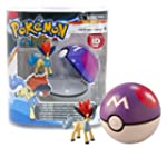 Pokemon Clip-n-Carry Poke Ball Keldeo