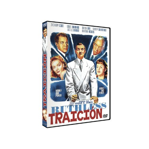 Traición (Ruthless) [DVD]