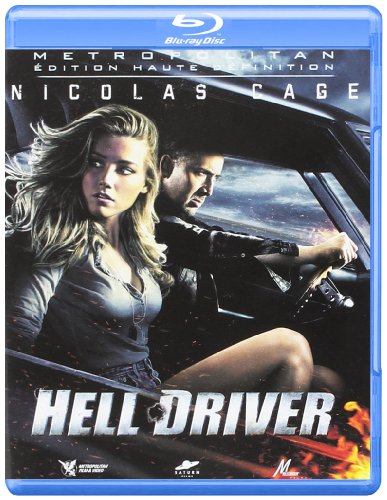 Hell driver 2D [Blu-ray]