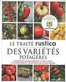 echange, troc Xavier Mathias - Le traité Rustica des variétés potagères