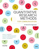 img - for Quantitative Research Methods for Communication book / textbook / text book