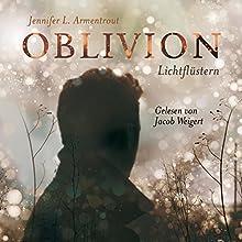 Oblivion. Lichtflüstern (Obsidian 0) Hörbuch von Jennifer L. Armentrout Gesprochen von: Jacob Weigert