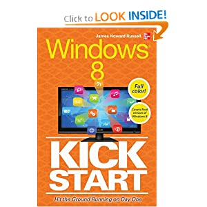 Windows 8 Kickstart James Russell