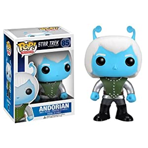 Funko POP Star Trek: Andorian Action Figure