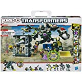 Hasbro 36951148 - KRE-O Transformers Destruction Site Devastator - Baukasten
