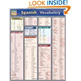 Spanish Vocabulary, pamphlet