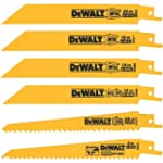 DEWALT DW4856 Metal/Woodcutting Recip...