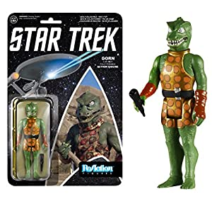 Funko ReAction: Star Trek - Gorn Action Figure