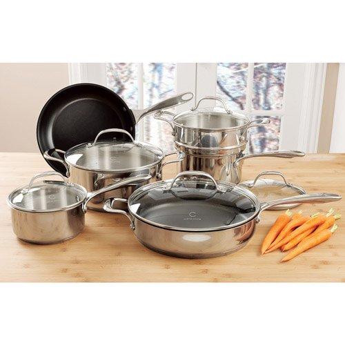 Curtis Stone Non Stick Cookware 10 Piece Cookwareset