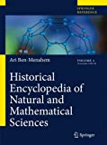 img - for Historical Encyclopedia of Natural and Mathematical Sciences book / textbook / text book