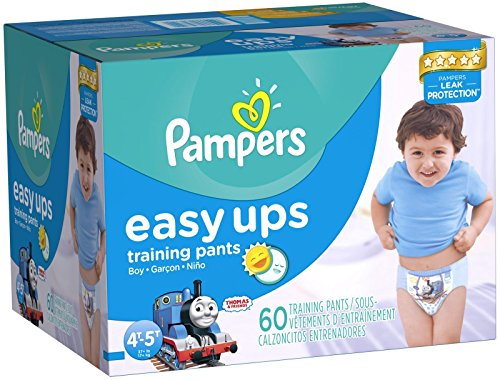 Pampers Easy Ups Training Pants, Size 4T5T Super