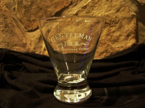 Gentleman Jack Highball Manhattan Glass | Set of 2 Glasses (Gentleman Jack Whisky compare prices)