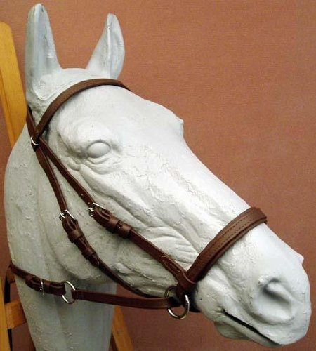 Dr. Robert Cook Bitless Bridle Beta Headstall (Dr Cook Bitless Bridle compare prices)