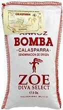 Bomba Calasparra Rice-5 Kg - 5 pack