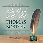 The Crook in the Lot | Thomas Boston