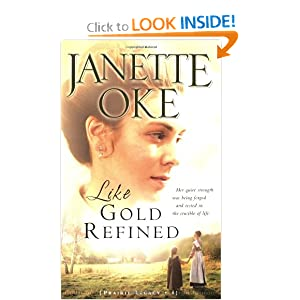 """Like Gold Refined"" by Janette Oke :Book Review"