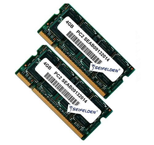 Click to buy 8GB (2X4GB) Memory RAM for Sony VAIO VGN-FW490 Laptop Memory Upgrade - Limited Lifetime Warranty from Seifelden - From only $94.46