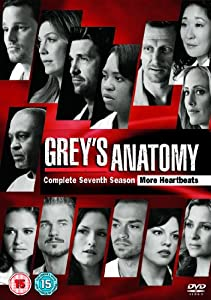 Grey's Anatomy - Season 7 [DVD]