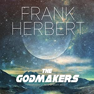 The Godmakers Audiobook