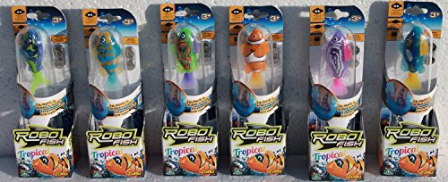 Gig Robo Fish Tropical - 1