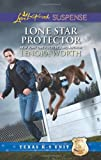 img - for Lone Star Protector (Love Inspired Suspense) book / textbook / text book