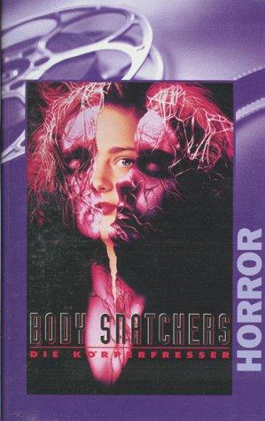 Body Snatchers - Die Körperfresser [VHS]