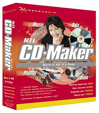NTI CD Maker Pro 5.0