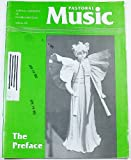 img - for Pastoral Music (Volume 16 Number 4, April-May 1992) book / textbook / text book