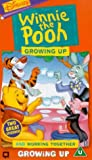 Winnie The Pooh : Growing Up And Working Together [VHS]