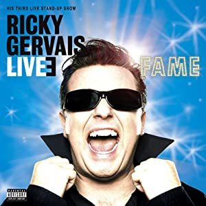 Ricky Gervais Performance