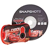 Disney Cars Digital Camera - Red (27006-EXP-TRU)