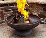 Ohio-Flame-36in-Diameter-Fire-Pit-in-Natural-Steel-Finish