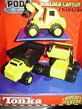 Tonka P.O.D.S Boulder Canyon Canyon Crawler Truck Accessories