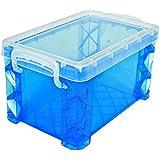 "ADVANTUS Super Stacker Index Box, 3"" x 5"", Blue (AVT-40308)"