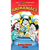 Animaniacs: Animaniacs Stew [VHS] ~ Rob Paulsen