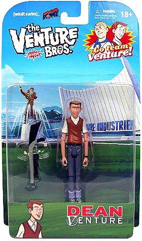 Venture Bros. Dean Venture 3 3/4-Inch Figure