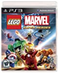 Lego Marvel Super Heroes - PlayStation 3