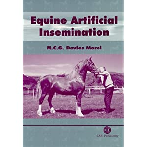 Equine Artificial Insemination [Hardcover]
