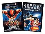 echange, troc X-Men Evolution: Rising & Justice League: Paradise [Import USA Zone 1]