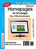 Homepages für Einsteiger (Plus: HTML-Grundwissen